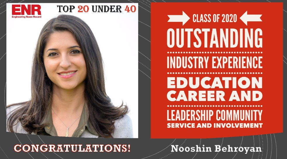 ENR California's 2020 Top Young Professionals