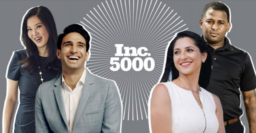 Paxon – No. 9 Fastest Growing Companies on the Inc. 5000 List