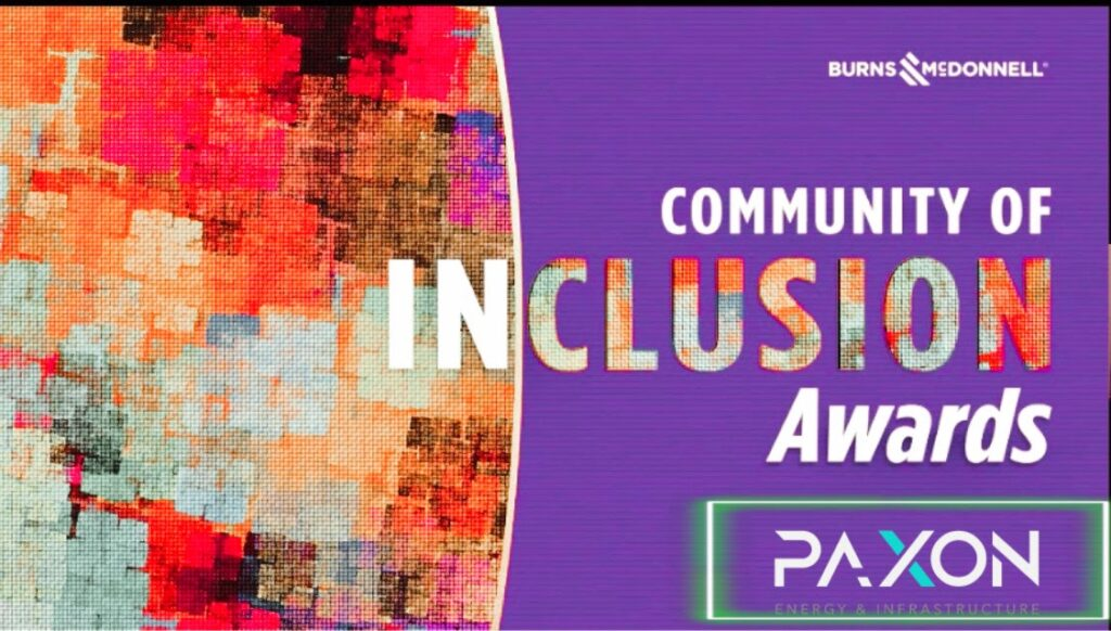 Recipient of the Community of Inclusion Award